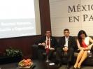 Participación de  Salvador Ortega en la SFP