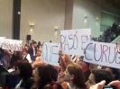 Manifestación de la Sociedad Civil en Paraguay