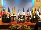 Participación de del secretario José Miguel Insulza con las OSC