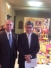 Presidente José de Jesús Orozco de CIDH con el Ombudsman en Washington